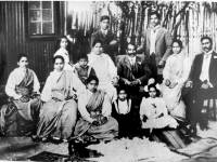 Moorghen Veerasawmy + Andalu Parasuramen family