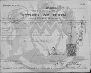 Sivasoobramania Pillay - Birth